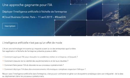 Conférence : déployer l'IA en entreprise