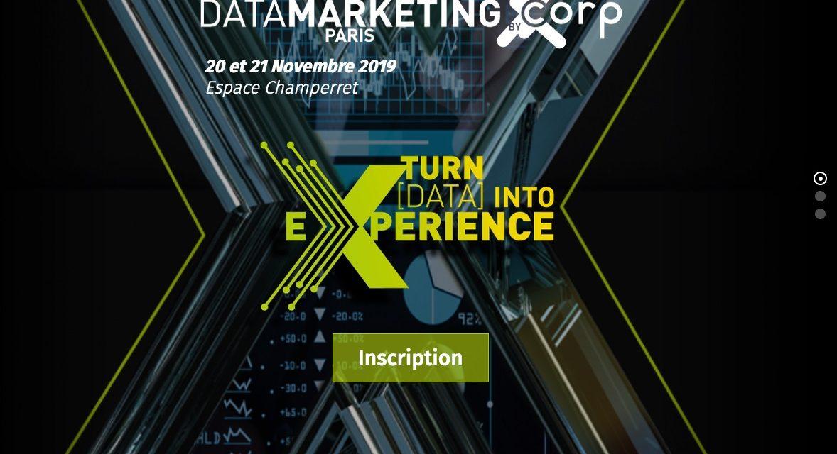 Le Data Marketing Paris accueille les professionnels