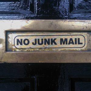 Email délivrabilité spam