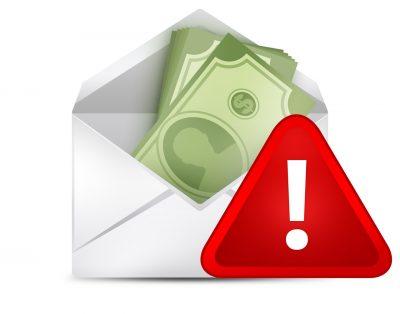 courrier indésirable